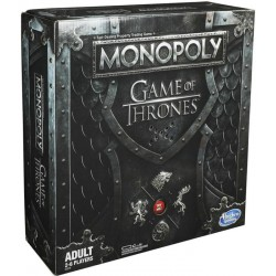 Juego de mesa Hasbro Monopoly Game of Thrones - E3278