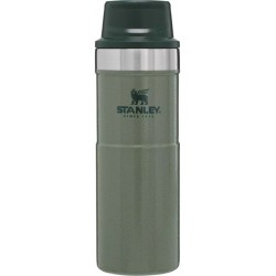 Botella Térmica Stanley Classic Trigger-Action Travel Mug 10-06439-142 (470mL) Verde
