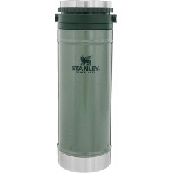 Termo Stanley Classic Travel Mug French Press 10-01855-024 (473mL) Verde