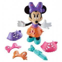 Minnie Diseñadora de Modas Fisher-Price Disney Junior - DTT01