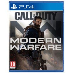 Juego Call of Duty Modern Warfare - PS4