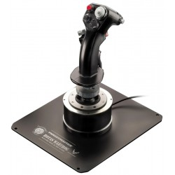 Joystick Thrustmaster Hotas Warthog Flight Stick A-10C - PC Negro