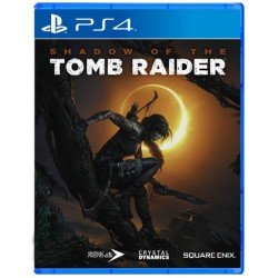Juego Tomb Raider Shadow Of The - PS4