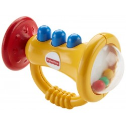 Sonajero Fisher-Price Trompeta Gracioso DRF17
