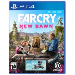 Juego Farcry New Dawn - PS4
