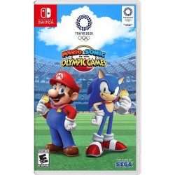 Juego Mario & Sonic at the Olimpic Games Tokio 2020 - Nintendo Switch