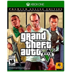Juego Grand Theft Auto V - Premium Edition - Xbox One