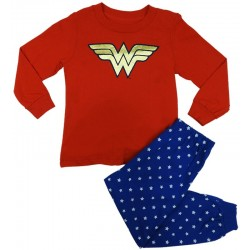 Pijama St.Jacks Wonder Woman 2080127101 - Femenina