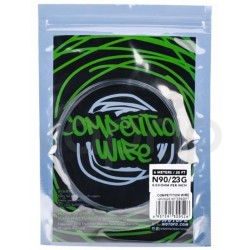 Bobina Wotofo Competition Wire N90 23G (6m)