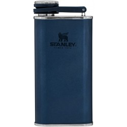 Petaca Stanley Classic Easy Fill Wide Mouth Flask 10-00837-125 (236 mL) Azul
