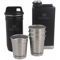 Kit Petaca Stanley Adventure The Pre-Party 10-01883-062 Negro