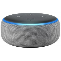 Speaker Amazon Echo Dot Heather Gray (3ª Generación)