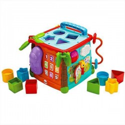 Cubo Brinco E Aprendo Fisher-Price DPM83