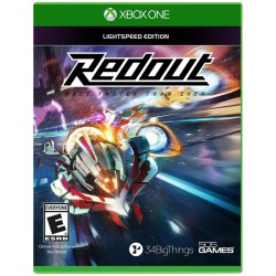 Juego Redout Lightspeed Edition - XBOX ONE