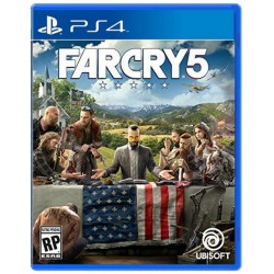 Juego Far Cry 5 - PS4
