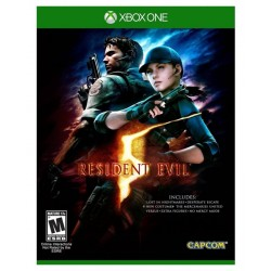 Juego Resident Evil 5 - XBOX ONE