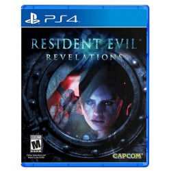Juego Resident Evil Revelations - PS4