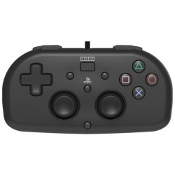 Control PS4 Hori Mini Gamepad PS4-099U - Negro (Con Cable)