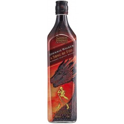 Whisky Johnnie Walker A Song Of Fire - 750mL