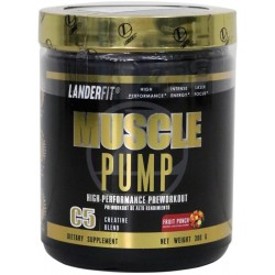 Landerfit Muscle Pump C5 Fruit Punch - 300g