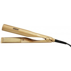 Planchita para Cabello Onida Digital Curling Iron ON-1606 Dorado (Bi-Volt)