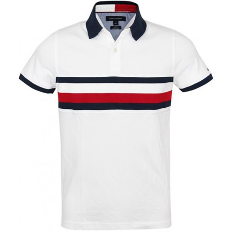Camisa Polo Tommy Hilfiger C8878D2067 112 - Masculina