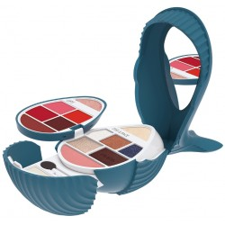 Pupa Milano Make Up Kit Whale N 3 - Azul