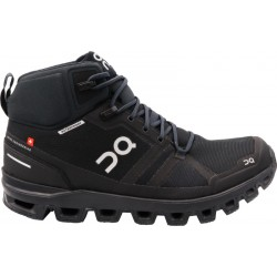 Bota On Running Cloudrock Waterproof 23.99854 - Negro (Masculino)